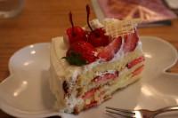 人間用ケーキ♪