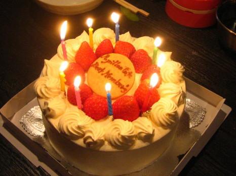 美味しいケーキ♪~
