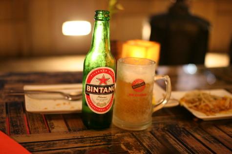 インドネシアビール