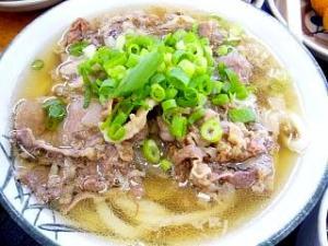さくら製麺所(肉うどん)