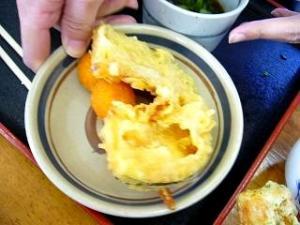 さくら製麺所(うず玉フライ他)
