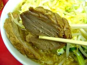 二郎桜台(小豚・豚アップ)