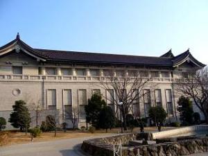 国立博物館(本館)