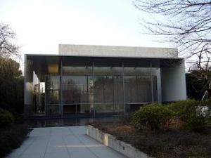 国立博物館(法隆寺宝物館)