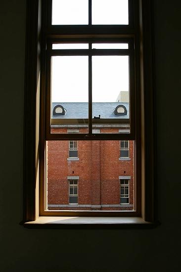 文翔館の窓