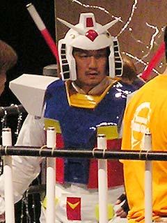高木三四郎(ガンダム)
