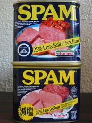 SPAM缶