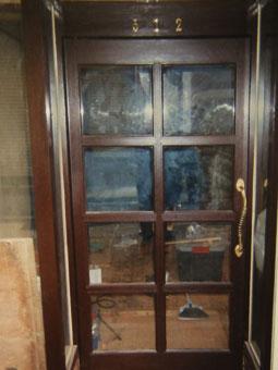 改装・ドア1