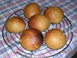 コーヒー胡桃パン