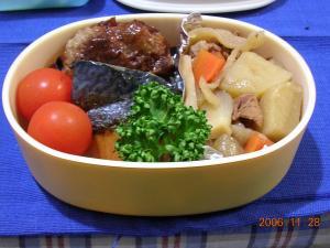 28日のお弁当2