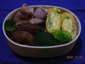 2日のお弁当2