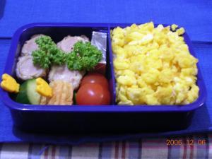 6日のお弁当2