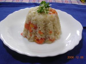 にんじんご飯2