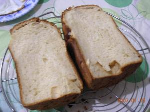 スウィートパン(切り口)