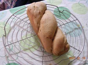 きなこパン(焼きたて)