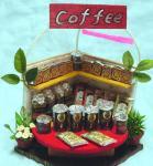 ドールハウスのコーヒー豆店