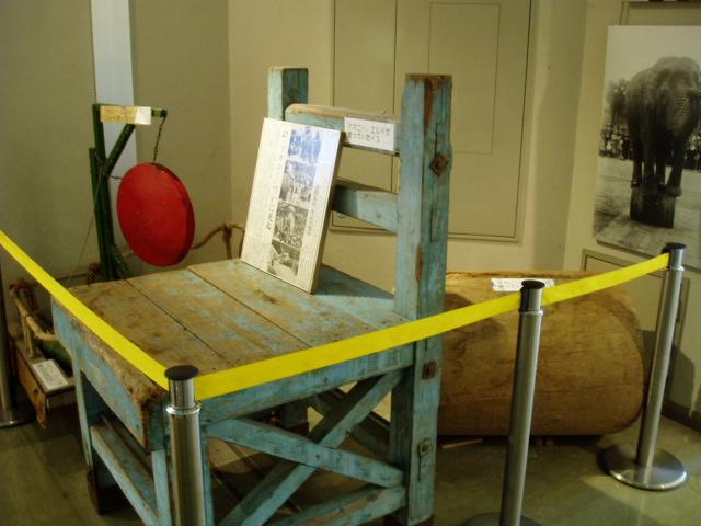 マカニーの椅子