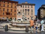 ナヴォーナ広場 『ネプチューンの噴水』