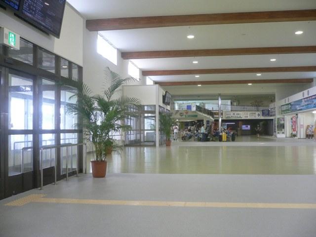新桟橋ターミナル