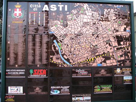 アスティ地図
