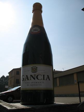 GANCIA入り口