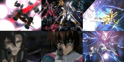 Gundam Seed Destiny (Last Mission)
