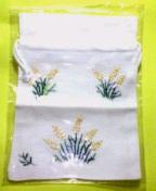ベトナム刺繍 巾着袋