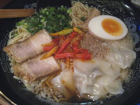 大○ワンタン麺