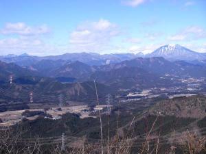 日光連山 古賀志山 登山・ハイキング