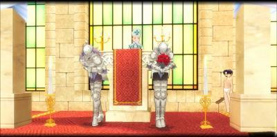 パラディン結婚式