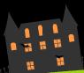 ハロウィン屋敷