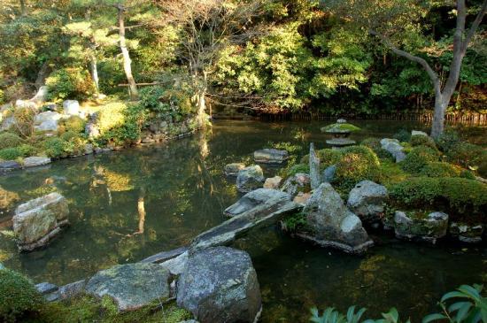 方丈庭園1