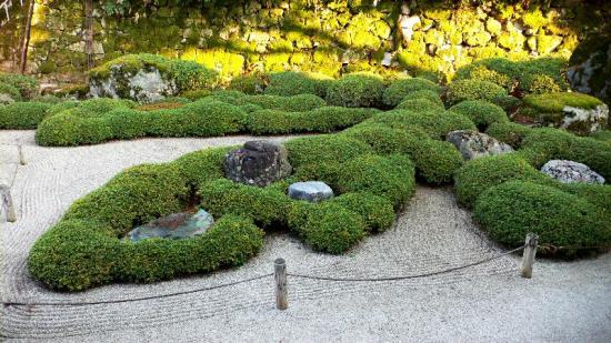 方丈庭園10
