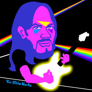 Daveid Gilmour