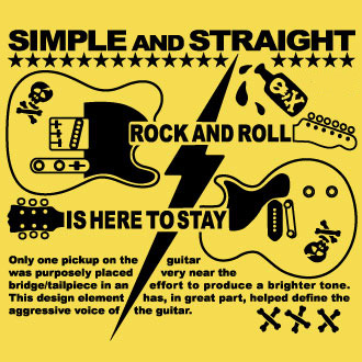 ROCK AND ROLL IS HERE TO STAY<br />