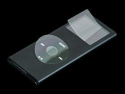 クリスタルフィルムセット for iPod nano 2nd PNJ-03